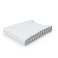 Female V-Neck Shirts Folded PNG & PSD Images