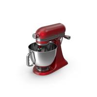 KitchenAid Artisan Stand Mixer PNG & PSD Images
