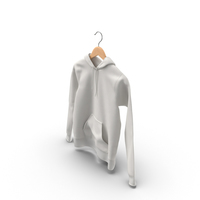 Female Fitted Hoodie PNG & PSD Images