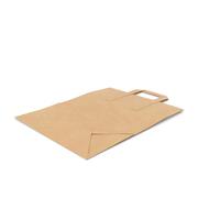 Grocery Bag Mockup Paper Handle PNG & PSD Images