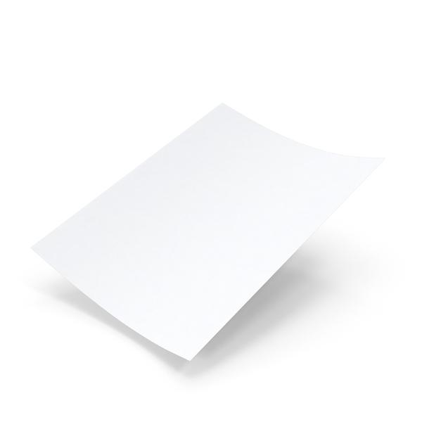 Single Paper Sheet Mockup PNG & PSD Images