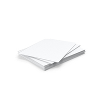Stack of Paper Sheets PNG & PSD Images