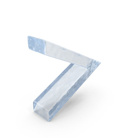 Ice Angle Brackets PNG & PSD Images