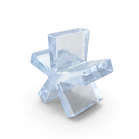 Ice Asterisk Symbol PNG & PSD Images