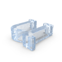 Ice Small Letter u PNG & PSD Images
