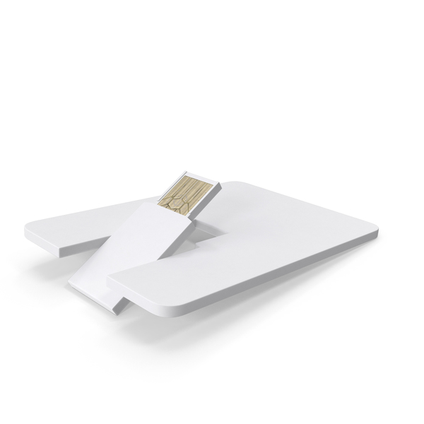 Promotional USB Stick PNG & PSD Images