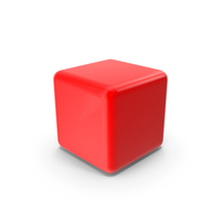 Red Blank Block PNG & PSD Images