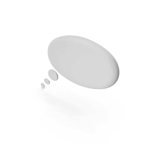 Thought Bubble PNG & PSD Images
