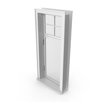 Classic Window PNG & PSD Images