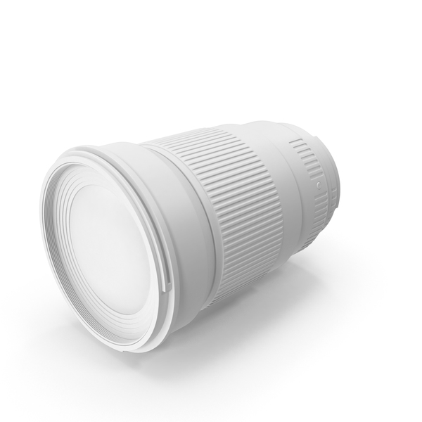 Monochrome 35 mm Camera Lens PNG & PSD Images
