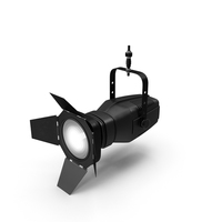 White Fresnel Lantern PNG & PSD Images