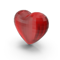 Precious Stone Heart PNG & PSD Images