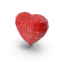 Sci Fi Heart PNG & PSD Images