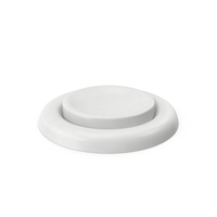 White Button PNG & PSD Images