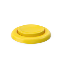 Yellow Button PNG & PSD Images