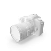 Monochrome Generic SLR Digital Camera PNG & PSD Images