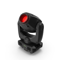 Red Spot Stage Light PNG & PSD Images