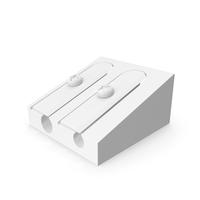Monochrome Pencil Sharpener PNG & PSD Images