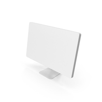 Monochrome Computer Monitor PNG & PSD Images
