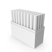 Monochrome Sketch Markers PNG & PSD Images