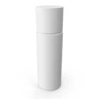 Monochrome Spray Paint Can PNG & PSD Images