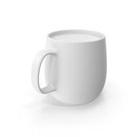 Monochrome Coffee Mug PNG & PSD Images