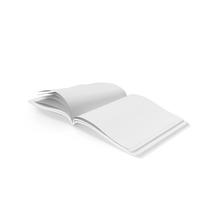 Monochrome Moleskine Sketchbook PNG & PSD Images