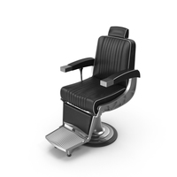 Barber Chair PNG & PSD Images