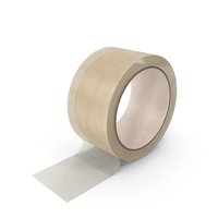 Clear Packing Tape PNG & PSD Images