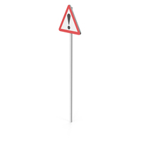 Warning Sign PNG & PSD Images