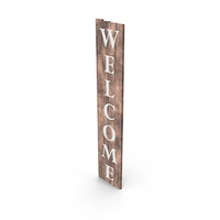 Welcome Sign PNG & PSD Images