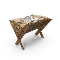 Nativity Crib PNG & PSD Images