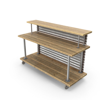 Bakery Rack PNG & PSD Images