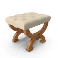 Classical Stool PNG & PSD Images