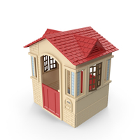 Little Tikes Cape Cottage Playhouse PNG & PSD Images