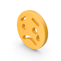 Emoticon Crying PNG & PSD Images