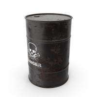Hazardous Barrel PNG & PSD Images