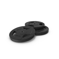 Three Pancake Weights PNG & PSD Images