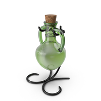 Amphora With Stand PNG & PSD Images