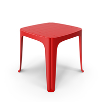 Plastic Table PNG & PSD Images