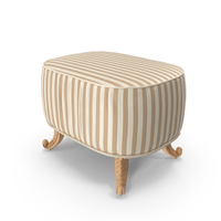 Classical Pouf PNG & PSD Images