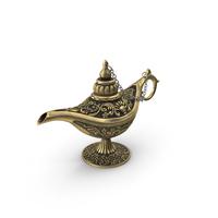 Magic Lamp PNG & PSD Images