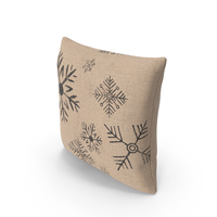 Christmas Pillow PNG & PSD Images