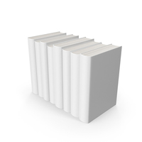 White Books PNG & PSD Images