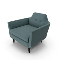 Contemporary  Arm Chair PNG & PSD Images