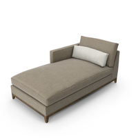 Contemporary  Chaise PNG & PSD Images