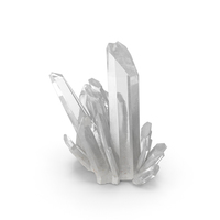 Natural Crystal Group PNG & PSD Images