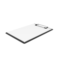 Black Notepad PNG & PSD Images