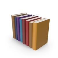 Books PNG & PSD Images