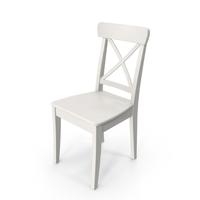Scandinavian Dining Chair PNG & PSD Images